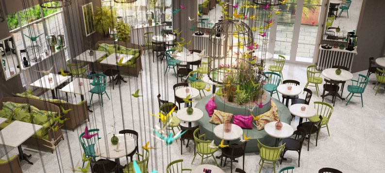 Top 5 Dining Room Ideas from KITZIG INTERIOR DESIGN Restaurant Design dining room ideas Top 5 Dining Room Ideas from KITZIG INTERIOR DESIGN Restaurant Design 1 MBT Kakadu Innenraum 2 160210 e1486986509526