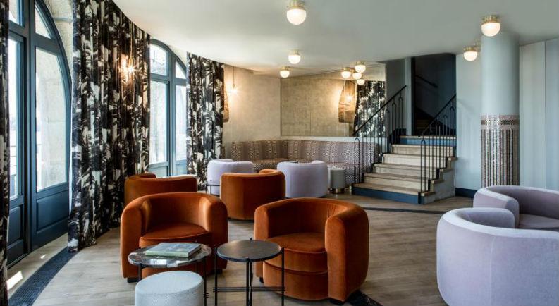 Castelbrac Hotel: Take a look at this stunning hospitality design hospitality design Castelbrac Hotel: Take a look at this stunning hospitality design 8 Finest Hotel Interior Design Ideas at Castelbrac Dinard You Will Love 3