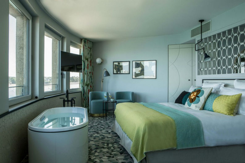 hospitality design Castelbrac Hotel: Take a look at this stunning hospitality design 8 Finest Hotel Interior Design Ideas at Castelbrac Dinard You Will Love 9