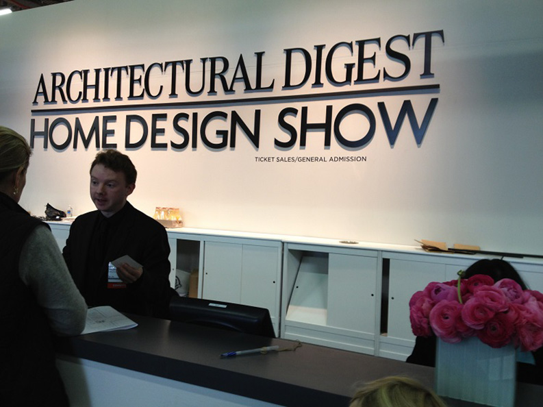 What to expect from AD SHOW AD SHOW What to expect from AD SHOW DuBois at the Architectural Digest Home Design Show 2015 3