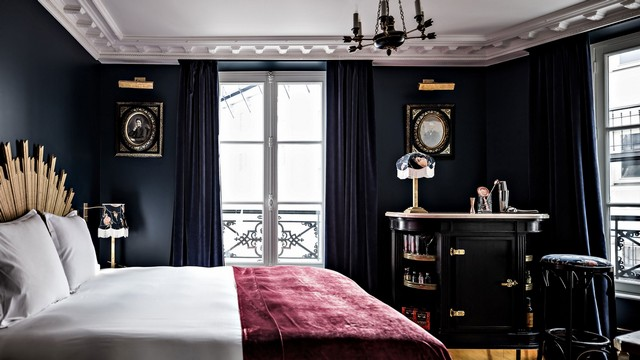Get inspired by Providence hotel interior design