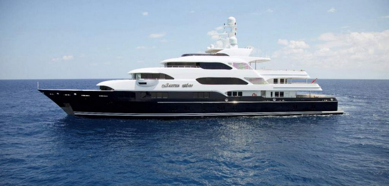 Superyacht Miami 2017 Discover The Most Luxurious Yachts On The World