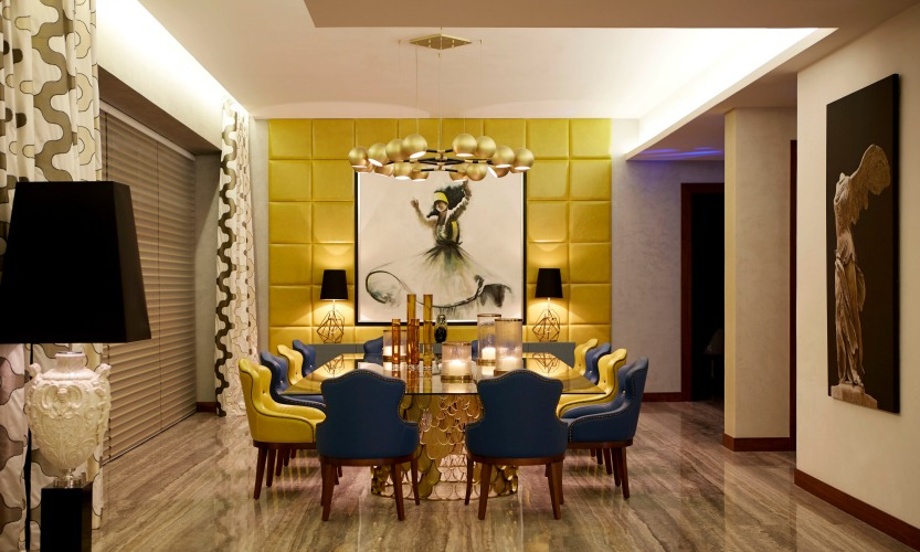 Top 5 dining room ideas from the best designers in the UK dining room ideas Top 5 dining room ideas from the best designers in the UK capa 1