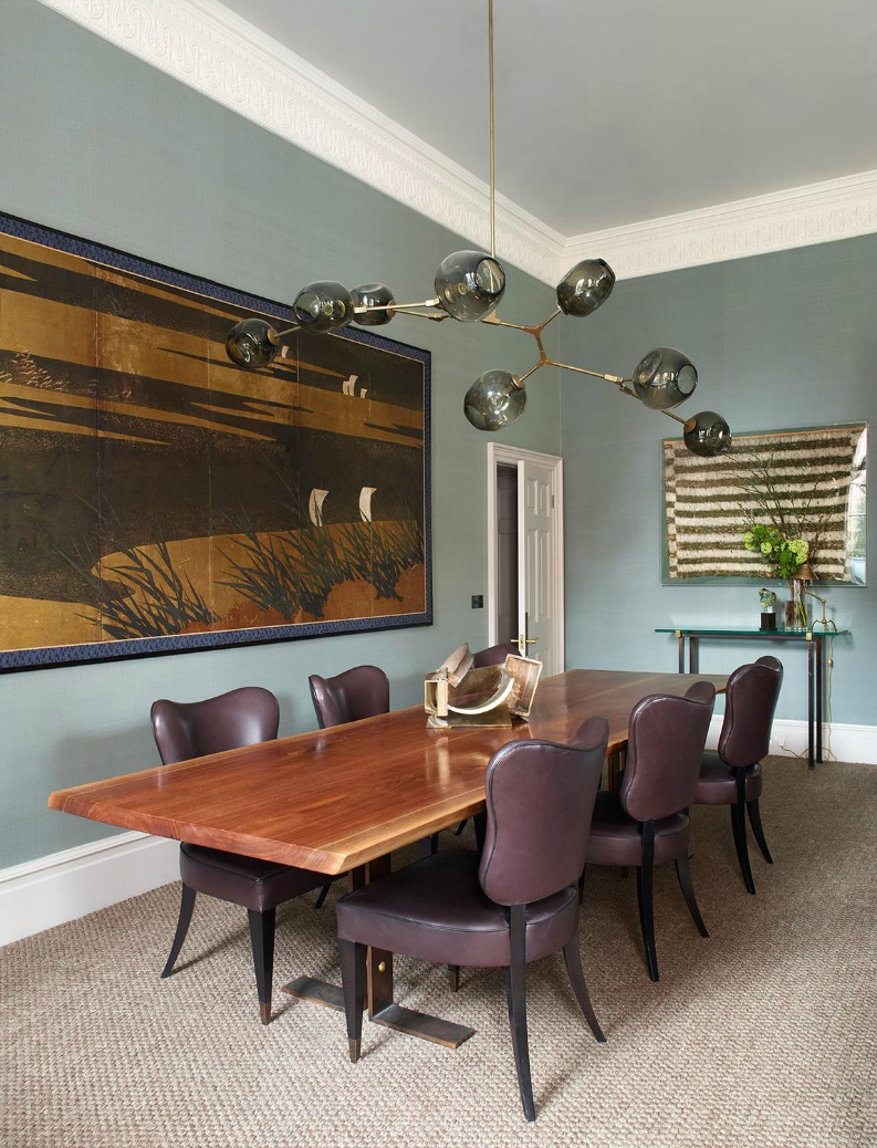 Top 5 dining room ideas from the best designers in the UK dining room ideas Top 5 dining room ideas from the best designers in the UK douglas mackie dining room Top 5 Dining Room Ideas From The Best Designers In The UK douglas mackie