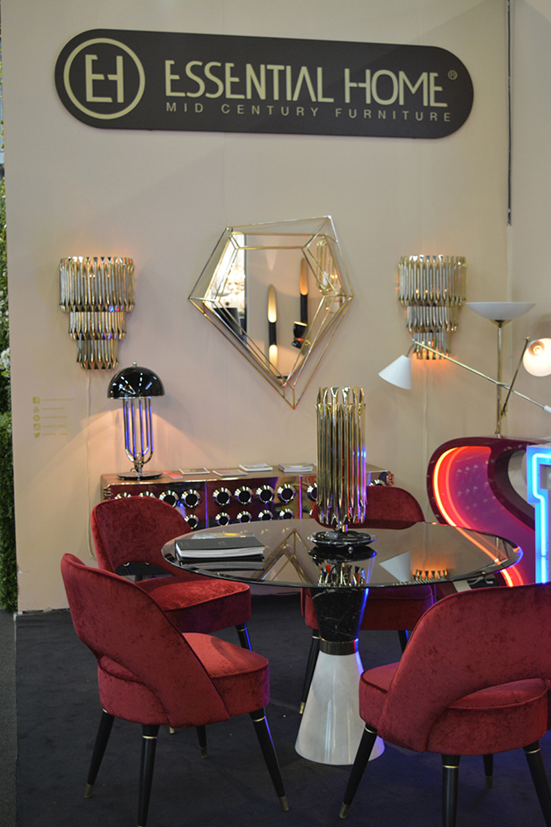 5 Best Furniture Design Trends Featured In AD Design Show 2017 ad design show 5 Best Furniture Design Trends Featured In AD Design Show ESSENTIAL HOME