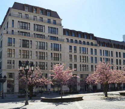 The Perfect Hotel Interior Design Featured in Sofitel Frankfurt by BRABBU