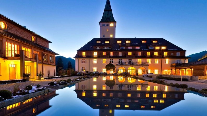 The 10 Best Resorts in Germany You Must Know Right Now best resorts The 10 Best Resorts in Germany You Must Know Right Now Schloss Elmau