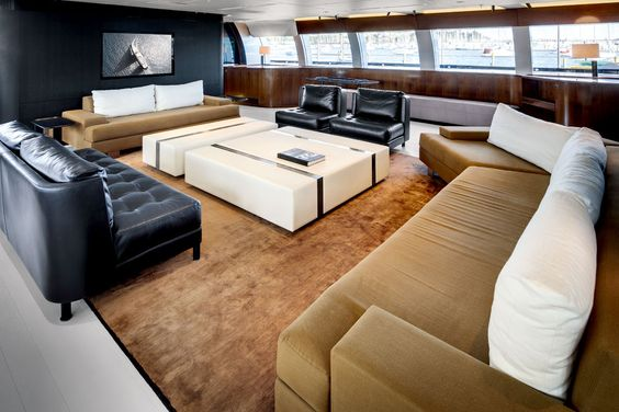 10 Sophisticated French Interior Design Styles For Your Yacht Makeover interior design styles 5 Sophisticated French Interior Design Styles For Your Yacht Makeover Yacht Vertigo Christian Liaigre