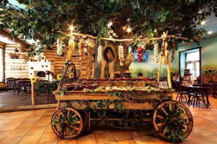 The 10 Best Restaurants To Have Dinner in Russia You Must Know best restaurants The 10 Best Restaurants To Have Dinner in Russia You Must Know Yolki Palki