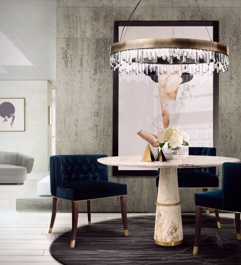 Incredibly Modern Lamps To Inspire Your Dining Room Interior Design dining room interior design 6 Incredibly Modern Lamps To Inspire Your Dining Room Interior Design brabbu ambience press 81 HR