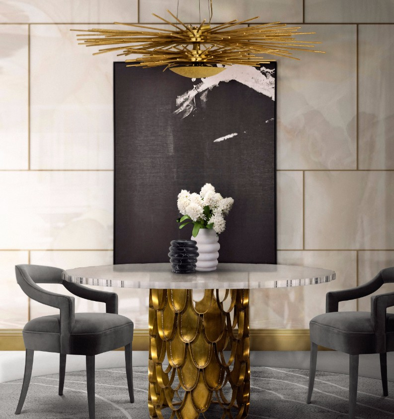 Incredibly Modern Lamps To Inspire Your Dining Room Interior Design dining room interior design 6 Incredibly Modern Lamps To Inspire Your Dining Room Interior Design brabbu ambience press 85 HR