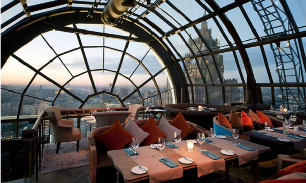 The 10 Best Restaurants To Have Dinner in Russia You Must Know