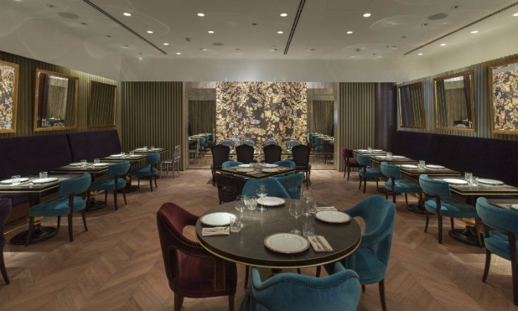 7 Simply Modern Restaurant Interiors from Russian Interior Architects Interior Architects 7 Simply Modern Restaurant Interiors from Russian Interior Architects cococo