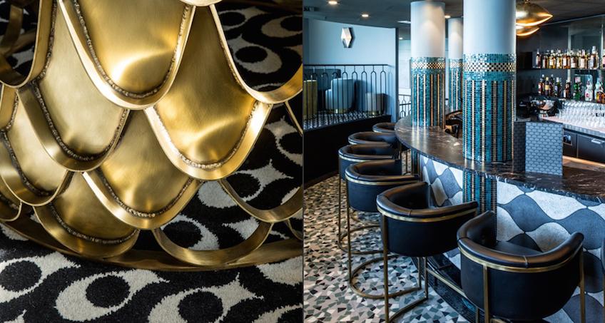 Amazing hospitality design tips for bar projects! hospitality design Amazing hospitality design tips for bar projects! hotel castelbrac by sandra benhamou dinard 2