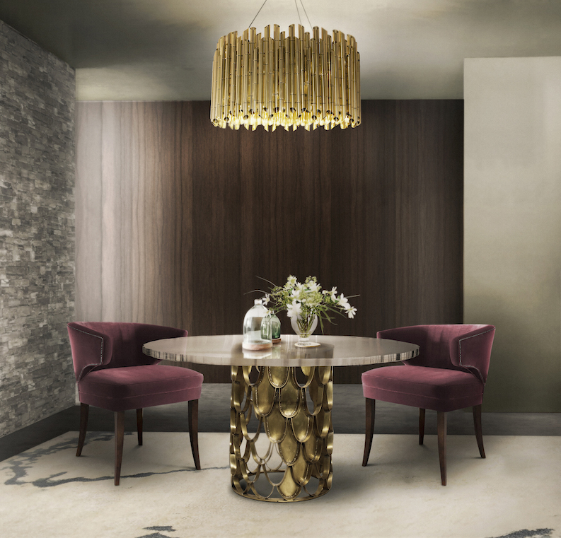 Incredibly Modern Lamps To Inspire Your Dining Room Interior Design dining room interior design 6 Incredibly Modern Lamps To Inspire Your Dining Room Interior Design saki suspension light