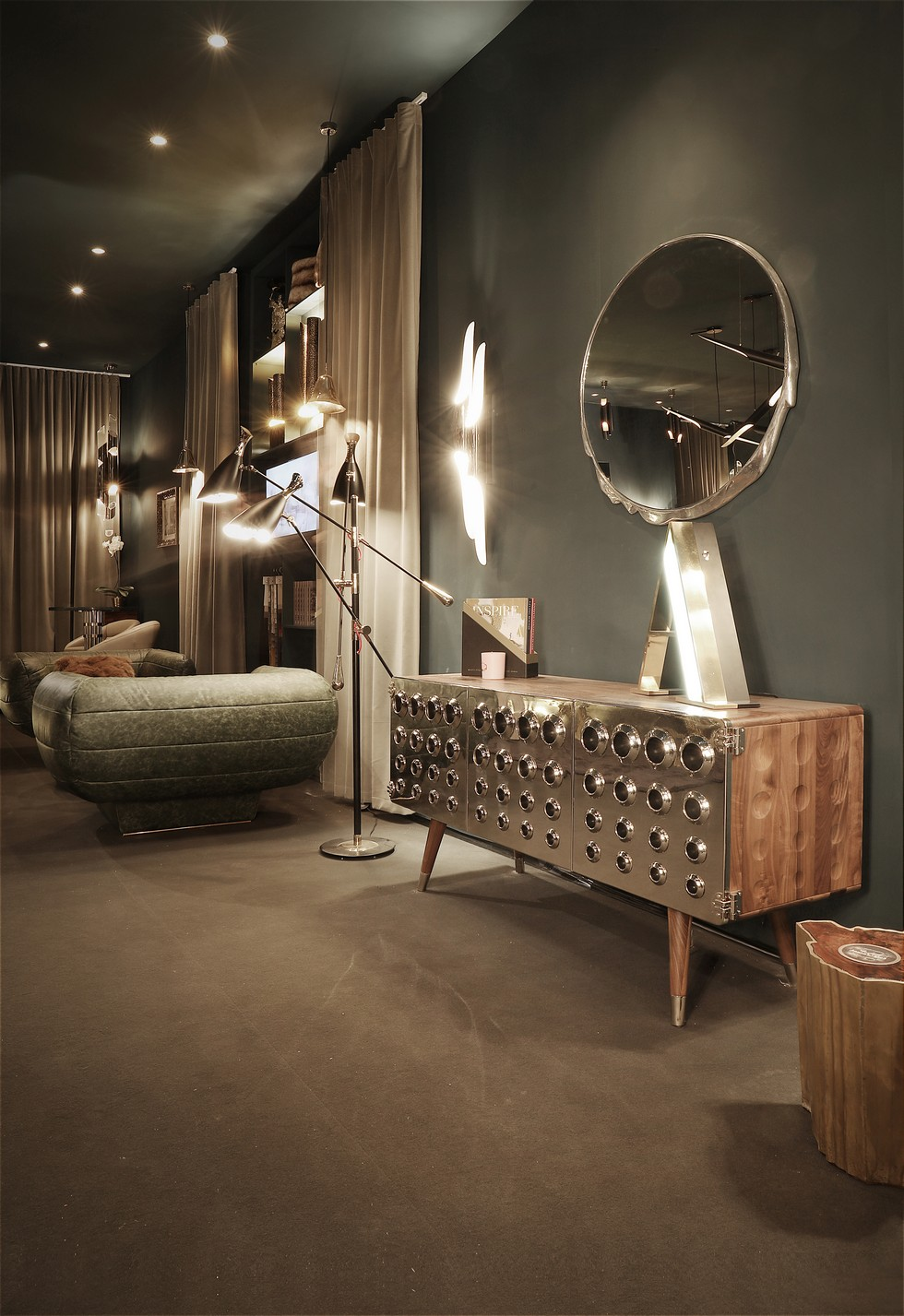 SALONE DEL MOBILE 2017 – Best design trends of HALL 1 AND 3 SALONE DEL MOBILE 2017 – Best design trends of HALL 1 AND 3 SALONE DEL MOBILE 2017 – Best design trends of HALL 1 AND 3 Covet Lounge 2