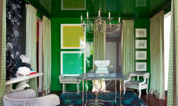 7 striking colors that will spice up your living room interior design!
