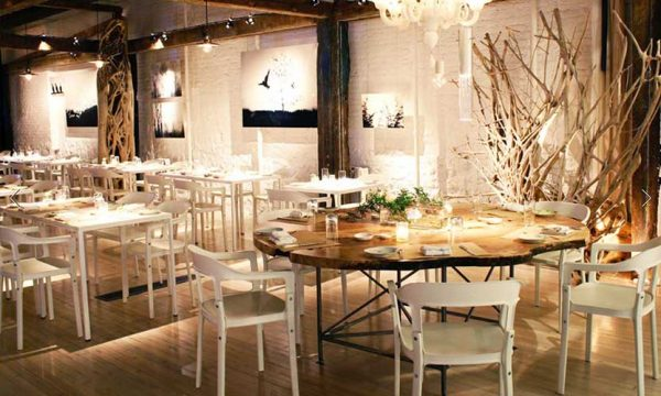 7 Stylish Places to Eat in New York for Any Design Lover