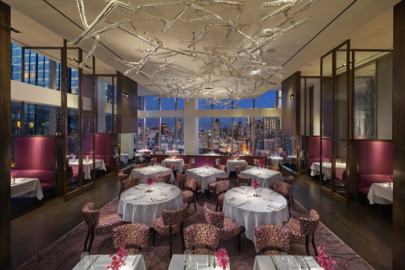 7 Stylish Places to Eat in New York for Any Design Lover 7 Stylish Places to Eat in New York for Any Design Lover 7 Stylish Places to Eat in New York for Any Design Lover new york 14 fine dining asiate 01