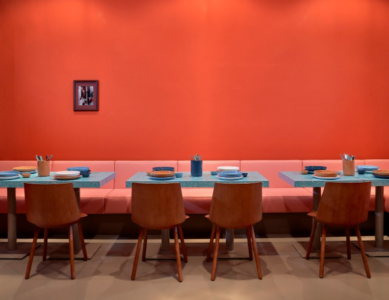 7 Restaurant Interior Designs To Experience the German Style 7 Restaurant Interior Designs To Experience the German Style 7 Restaurant Interior Designs To Experience the German Style PHILIPP MAINZER