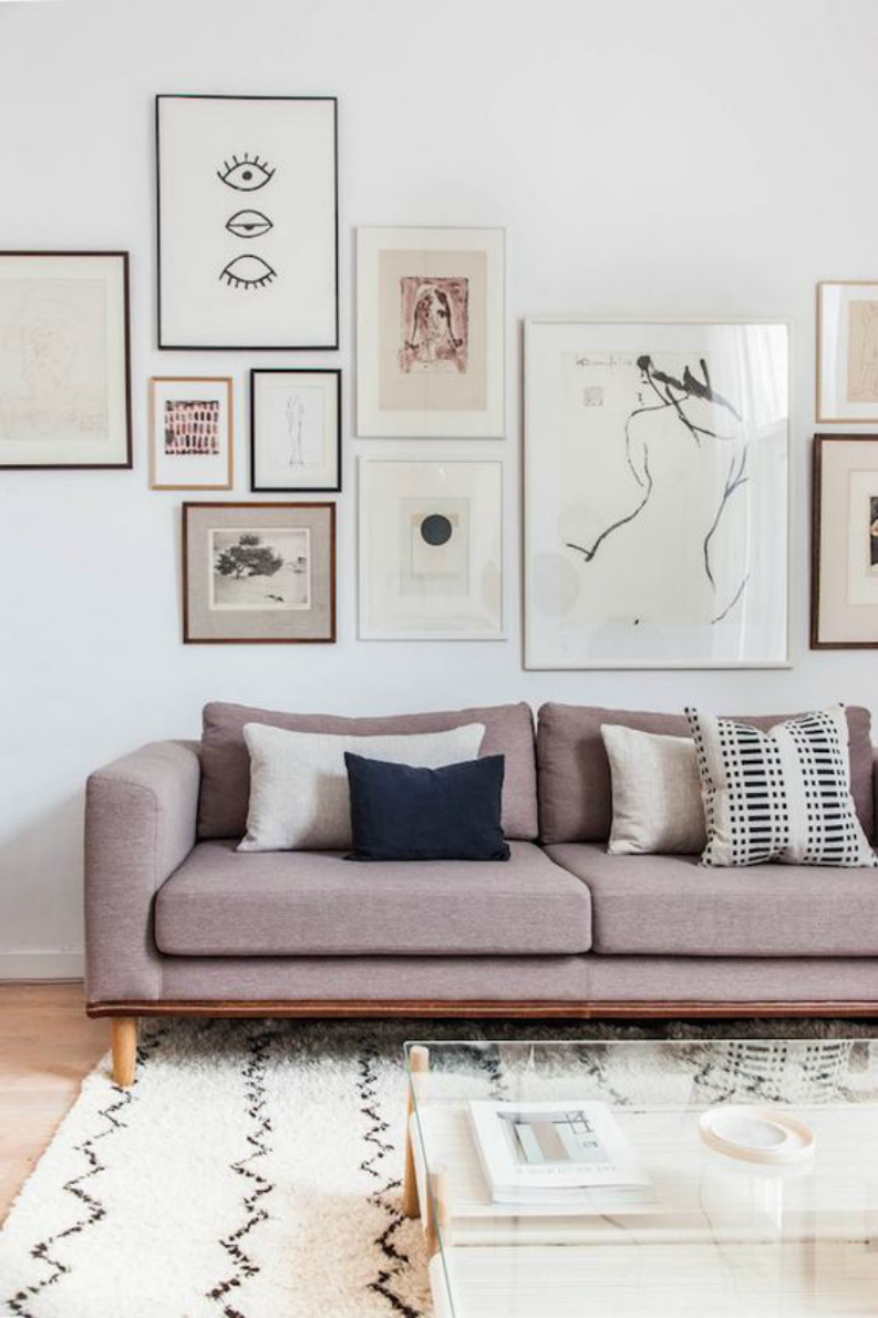 6 Best Modern Sofas To Get The Chic Living Room Interior Design