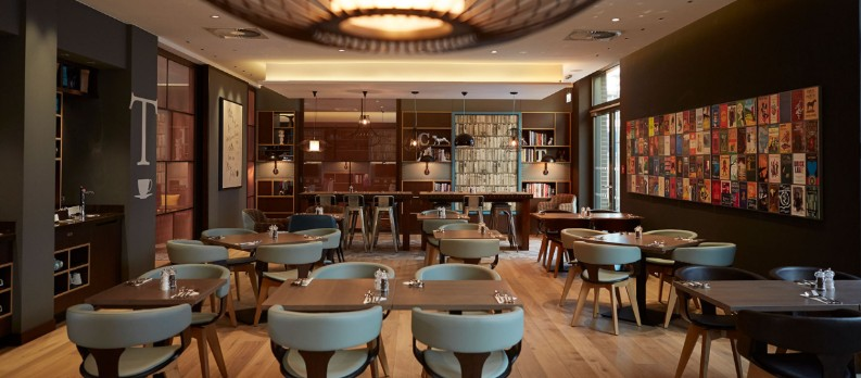 7 Restaurant Interior Designs To Experience the German Style