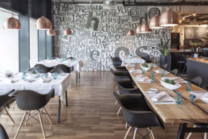Restaurant interior designs to experience the german style
