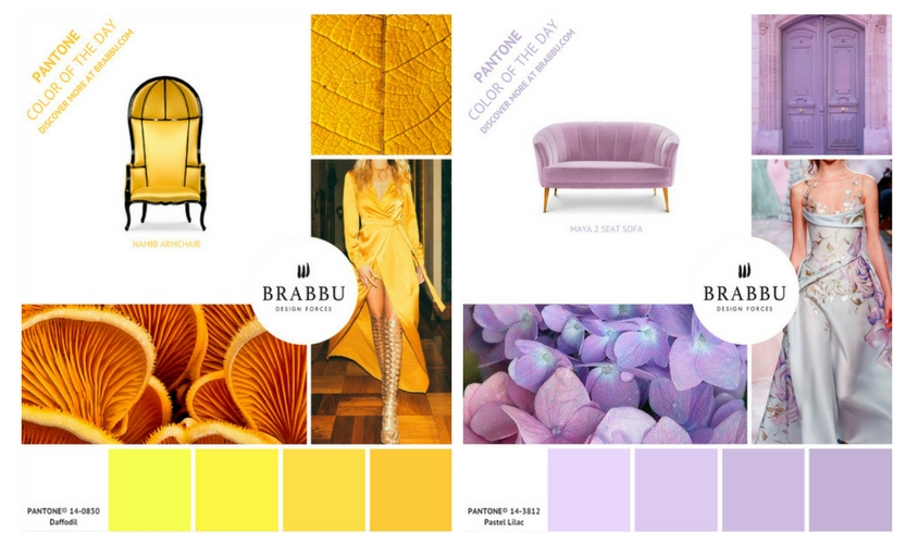 5 Colorful Interior Design Tips with Pantone Colors of the Week II | Interior Design Tips. Pantone Colors of the Week. Color Trends #designtrends #interiordesigntips #pantonecoloroftheday > more inspirations here: https://goo.gl/CPyiEI