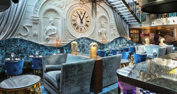 7 Luxurious Restaurant Interiors That Will Make You Want To Travel