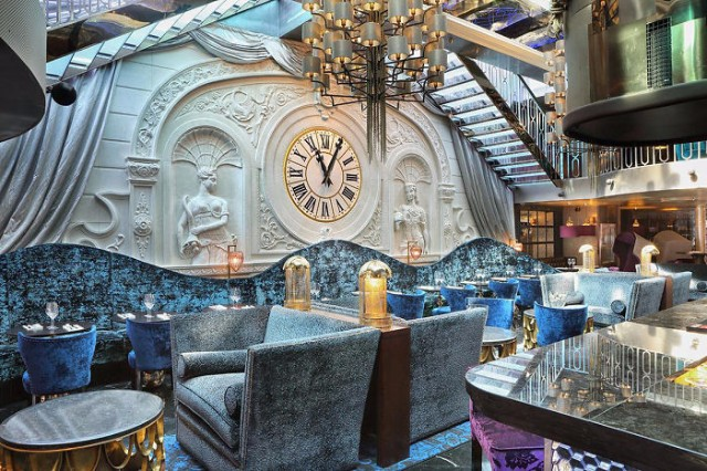 10 Incredible Restaurant Interior Design Projects Around The World #interiordesign #restaurantdesign #designinspiration  10 Incredible Restaurant Interior Design Projects Around The World Le Pain Frances Restaurant Gothenburg Sweden