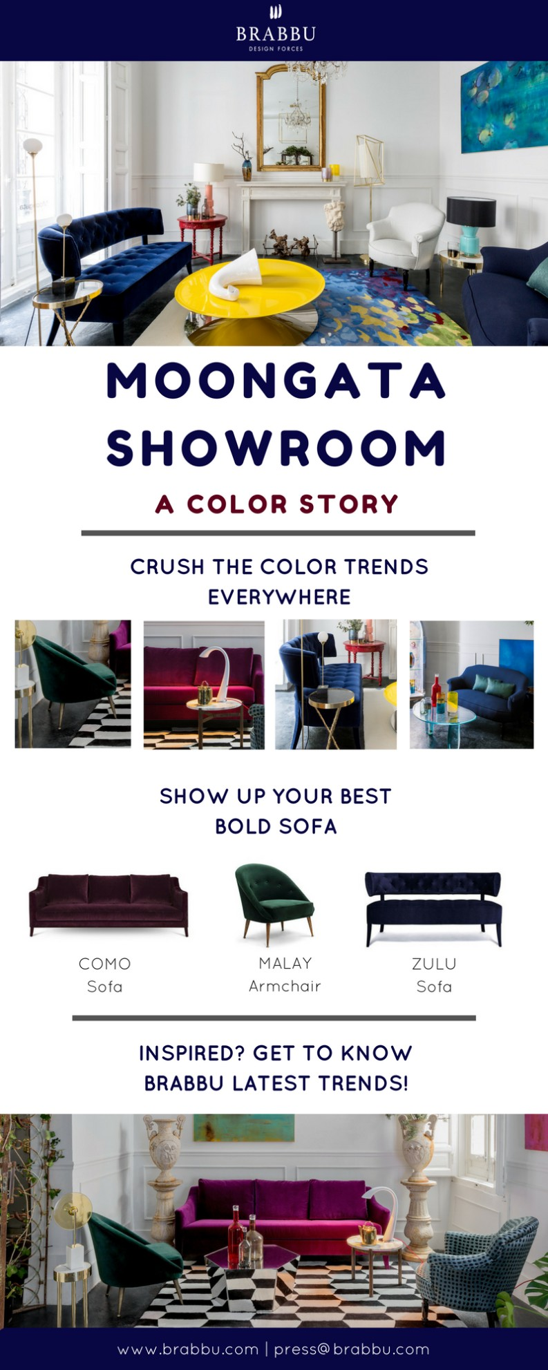 6 Interior Design Tips To Take From Moongata Showroom | Interior Design Tips. Best Interior Design Projects. Modern Interior Design. #moderninteriordesign #interiordesigntips #designfurniture > Meet Moongata Showroom: https://goo.gl/g1uXBE interior design tips 6 Interior Design Tips To Take From Moongata Showroom Moongata Showroom Color Story