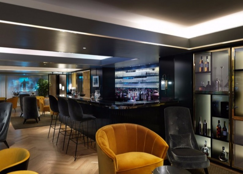 The Athenaeum Bar Shortlisted at The Restaurant and Bar Design Awards The Athenaeum Bar The Athenaeum Bar Shortlisted at The Restaurant and Bar Design Awards The Athenaeum shortlisted in the finalists at Restaurant and Bar Design Awards 12 1