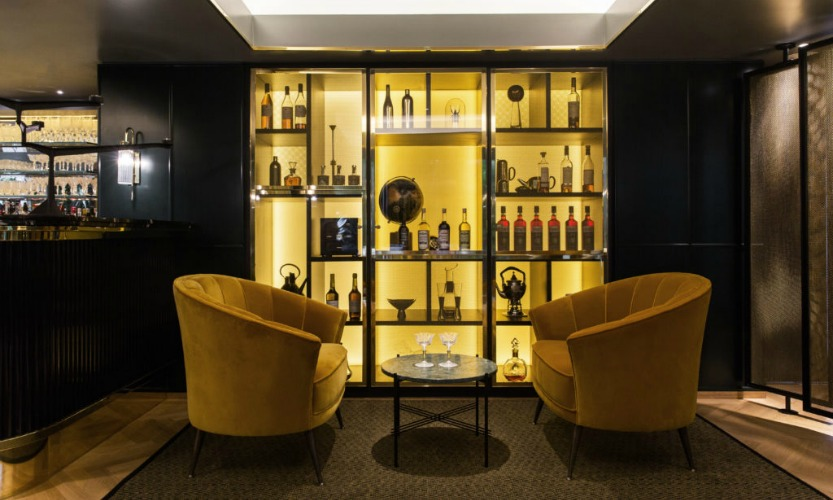 hospitality design The Hospitality Design Nominee of Restaurant and Bar Design Awards The Athenaeum shortlisted in the finalists at Restaurant and Bar Design Awards 20