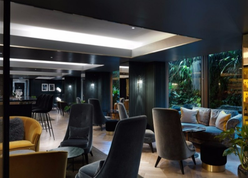 The Athenaeum Bar Shortlisted at The Restaurant and Bar Design Awards The Athenaeum Bar The Athenaeum Bar Shortlisted at The Restaurant and Bar Design Awards The Athenaeum shortlisted in the finalists at Restaurant and Bar Design Awards 9 1