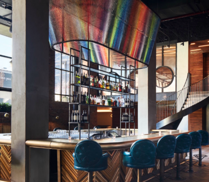 7 Retreats Of The Incredibly Modern Williamsburg Hotel Interior Design