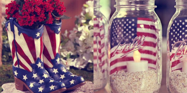 4th Of July Decorating Ideas The Most Original 4th Of July Decorating Ideas Of 2017 collage6