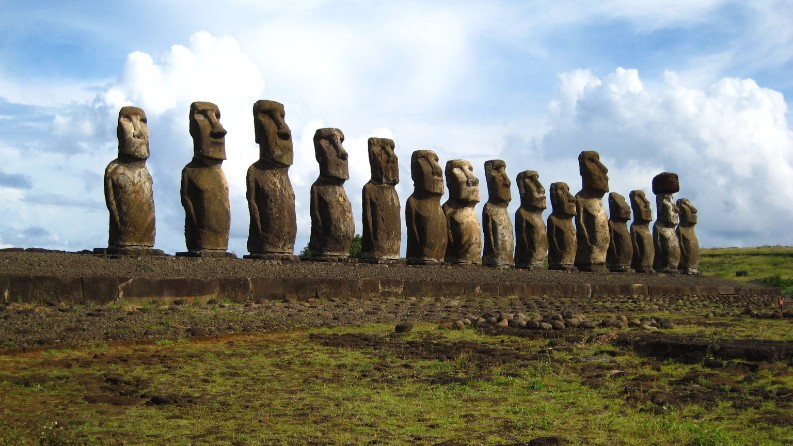 8 Dreamy Oldest Places To Visit Around the World This Summer places to visit 8 Dreamy Oldest Places To Visit Around the World This Summer easter island h2o tours