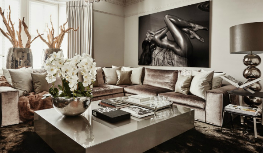 The Amazing Interior Designer Eric Kusteru0027s Work Is Totally Inspired On  Metropolitan Luxury. Using Modern Home Furnishings, His Inimitable Style  Relies On ...