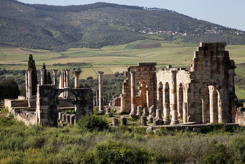 8 Dreamy Oldest Places To Visit Around the World This Summer places to visit 8 Dreamy Oldest Places To Visit Around the World This Summer volubilis morocco
