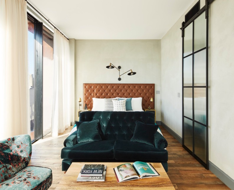 7 Retreats Of The Incredibly Modern Williamsburg  7 Retreats Of The Incredibly Modern Williamsburg Hotel Interior Design 7 Retreats Of The Incredibly Modern Williamsburg Hotel Interior Design williamsburg hotel room 3
