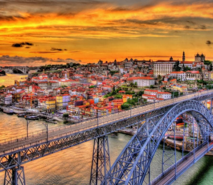 The trending places to visit while in Oporto this Summer