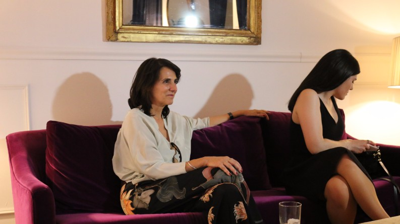An exclusive interview with Marta Riopérez - Elle Decor Spain director