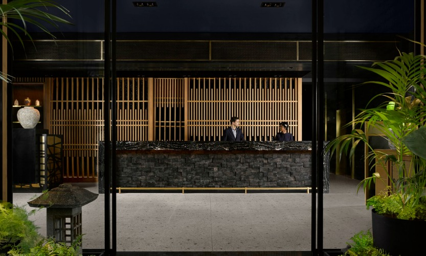 The Contemporary Asian hospitality design of NOBU HOTEL Shoreditch