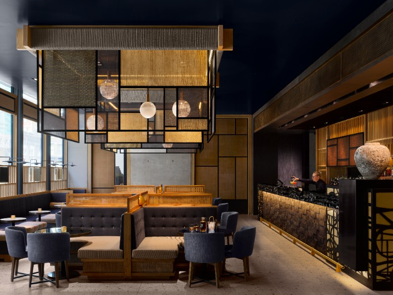 The Contemporary Asian hospitality design of NOBU HOTEL Shoreditch hospitality design The Contemporary Asian hospitality design of NOBU HOTEL Shoreditch The Contemporary Asian hospitality design of NOBU HOTEL Shoreditch 4