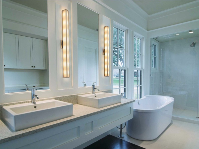 Top Bathroom lighting ideas for every interior design styles interior design styles Top Bathroom lighting ideas for every interior design styles Top Bathroom lighting ideas for every interior design style 4
