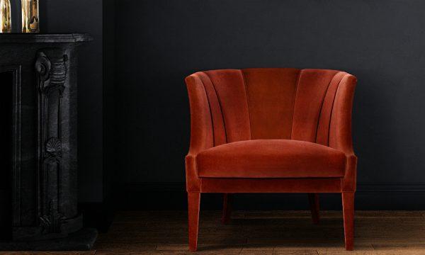 10 Charming Velvet Modern Chairs You Will Not Resist