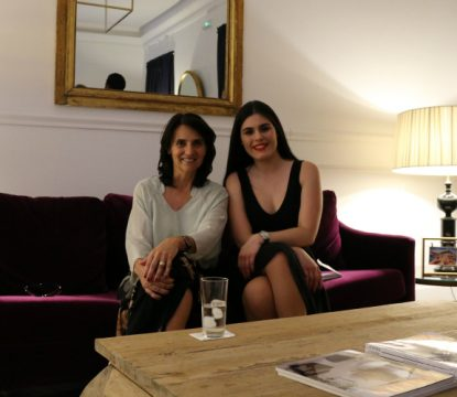 BRABBU interviews Elle Decor Spain director at the Moongata Showroom