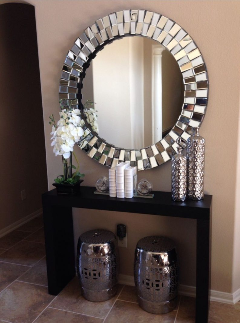10 Magical Wall Mirrors to Boost Any Living Room Interior Design