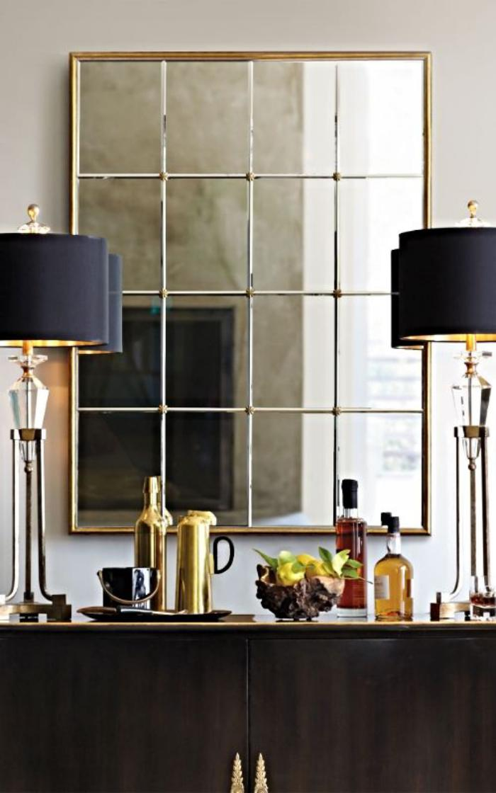 10 Magical Wall Mirrors To Boost Any Living Room Interior