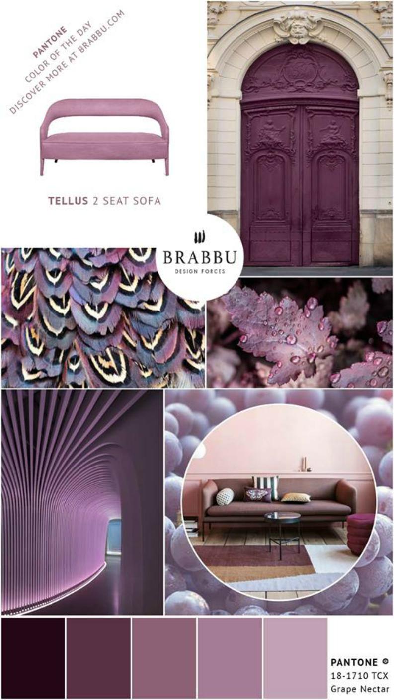 5 Interior Design Ideas With the Pantone Colors Of The Week  interior design ideas 5 Interior Design Ideas With the Pantone Colors Of The Week 5 Interior Design Ideas With the Pantone Colors Of The Week